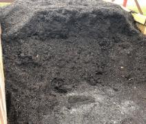 image of enriched soil